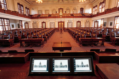Texas House of Representatives - How A