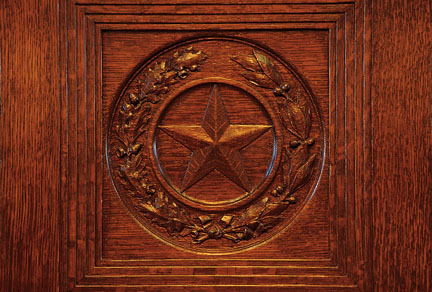 Star of the Texas House